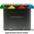 Elektrostatik Spray Pantone warna RAL powder coating warna