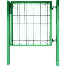 Садовые ворота для 3D панели