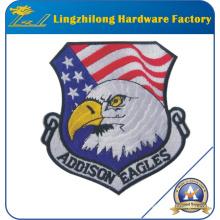 Custom 100% Embroidery Eagle Design Patch