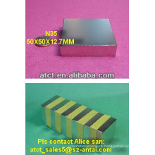 Super Permanentmagnet/große Magnet-Blatt/Blatt-magnet