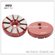 3 Zoll runde Metall Diamant-Schleifwerkzeuge