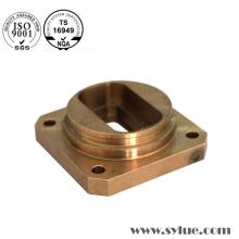 High Performance Copper in Situ Machining
