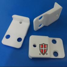 polimento de peças estruturais de moldagem cerâmica de zircônia