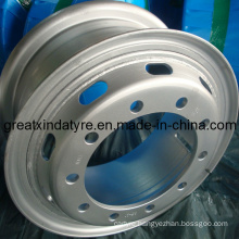 High Quality Tube Steel Wheel (8.00-20 for tire 12.00R20)