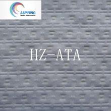 Tecido de malha de malha de algodão Jacquard Knit impermeável