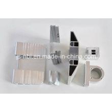 Profils en fonte d'aluminium pour la construction et la décoration