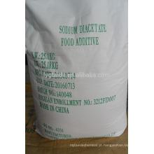 Diacetato de sódio com classificação alimentar N ° CAS266-96-5