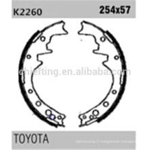 FSB171 K2260 04495-35080 pour les nouvelles plaquettes de frein VW