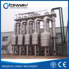 Edelstahl-Titan-Vakuum-Folie Verdampfung Kristallisator Abwasser-Behandlung Abwasser-Destillation