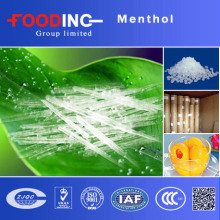 Fabrik Versorgung Hochreine 99% Menthol Kristall