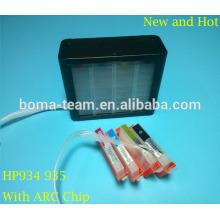 Kontinuierliches Tintenversorgungssystem für HP934 935 ciss Kompatibel für HP Officejet pro 6830 6230 6830XL Drucker