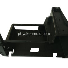 Automotive storage bin plastic injection mold