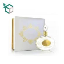High End Perfume Custom Round Paper Box
