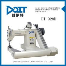 DT 928D Direct Drive Sirve el motor de tres agujas de alimentación de la máquina de coser brazo