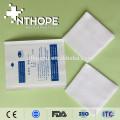 одиночная упаковка стерильный марлевый тампон, сделанный в Китае