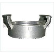 Acoplamiento de guillemin de aluminio sin pestillo