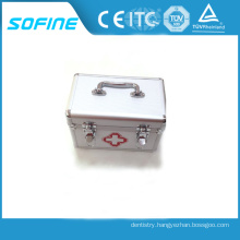 Wholesale Emergency Portable Aluminum First Aid Kit
