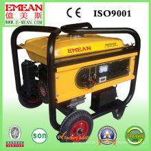 Fio de cobre de baixo nível de ruído do gerador 100% da gasolina de 2.5kw YAMAHA