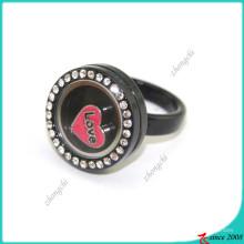 Vente en gros Fashion Cool Locket Ring for Man (LR16041204)
