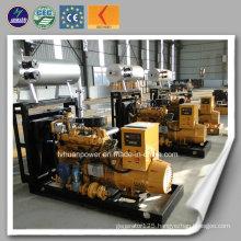 New Energy 100kw LPG Power Generators with CE and ISO