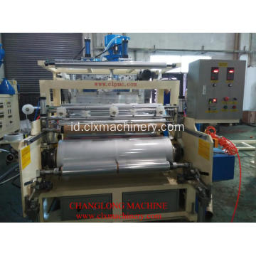 1000mm tiga lapisan Stretch Film membuat mesin