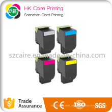 Cartucho de tinta del color compatible de las ventas de la fábrica para Lexmark CS310 / 410/510 70c1HK0 / 70c1hc0 / 70c1hm0 / 70c1hy0