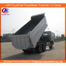 371HP Sinotruk HOWO A7 Dump Truck, Heavy Equipment Truck