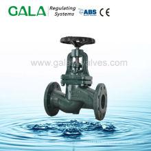 Fonction haute qualité de la vanne d'arrêt d'eau avec drain
