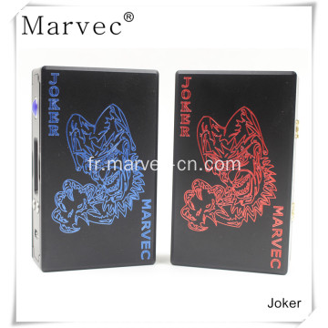 Nouveau kit original ecig Marvec DNA75w vape mod