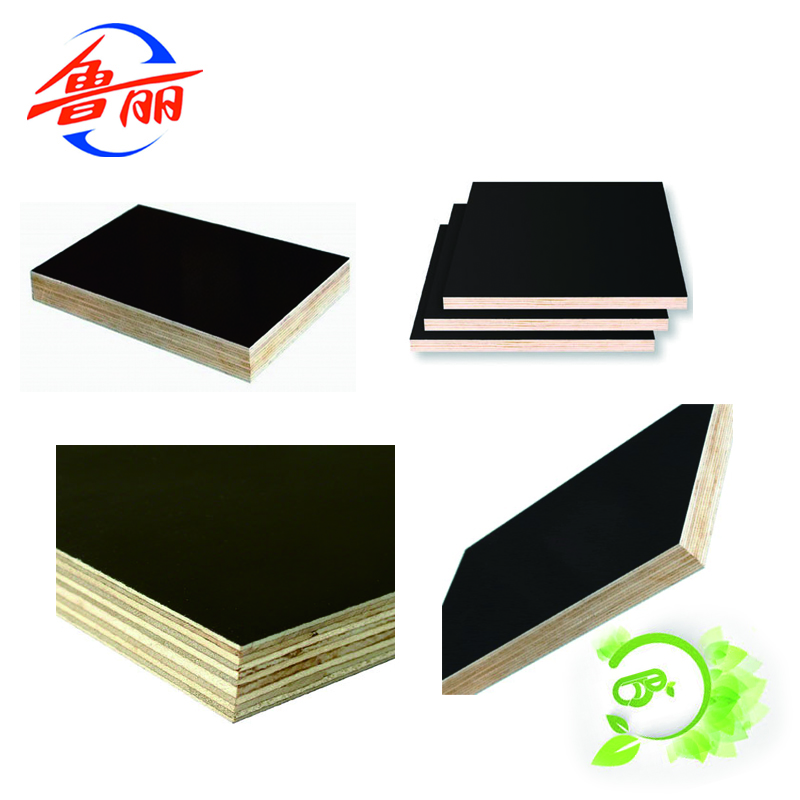 black 18mm film faced plywood