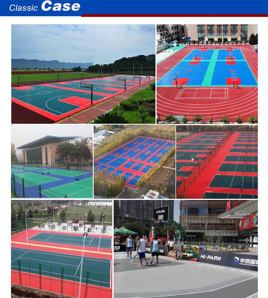 Enlio Tennis Court