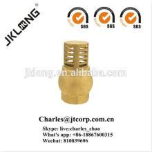 J5005 CW617n Válvula de apoyo de latón Válvula de retención