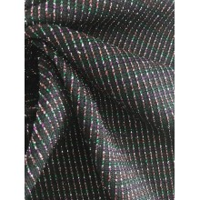 Metallic Lurex Stretch Knit Fabric