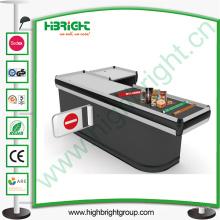 Contador de Checkout Automático Eletrônico com Cinto
