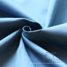 Wasser & Wind-resistent Daunenjacke Gewebter Plaid Jacquard 100% Nylon Stoff (N019)