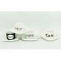 Кофейная чашка и блюдце (HJ60017)