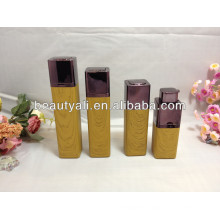 Plastic Acrylic Cosmetic Airless Bottles