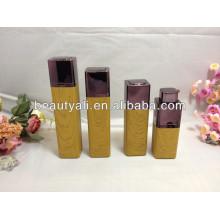 Пластиковые акриловые косметические безвоздушные бутылки