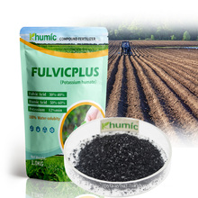"""FulvicPlus""super potassium humate Natural Fertilizer High Soluble Mineral Potassium Fulvate Acid"