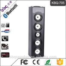 Hot-Verkauf KBQ-705 45W Bluetooth Turmlautsprecher FM Radio
