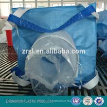 blue polypropylene bag, 1000kg PP FIBC 1 ton inner liner bagster big bag jumbo bag