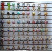 Boucle de rideau en plastique pour décor de rideau