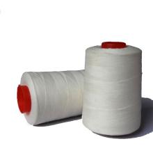 Fil à coudre à broder blanc 40S / 2 Meta Aramide
