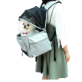Waschbarer Hund Cat Transport Pet Carrier Rucksack