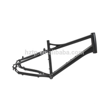 Design clássico de estrutura de alumínio para bicicleta elétrica de 20 polegadas com motor de cubo traseiro