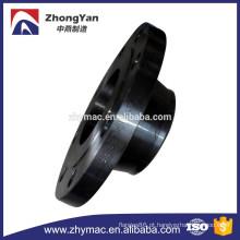 aço de carbono ASTM a105n levantou o rosto flange da garganta de solda