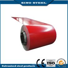 Dx52D PPGI couleur enduit bobines d'acier galvanisé prélaqué