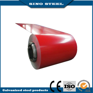 0,3 mm épaisseur Z60 PPGI prélaqué galvanisé acier bobine