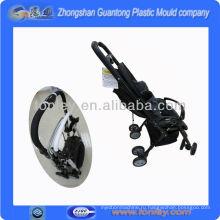 коляска для литья пластмассовых деталей