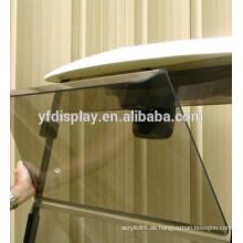 Getönte Windschutzscheibe aus Acryl für Golf Car
